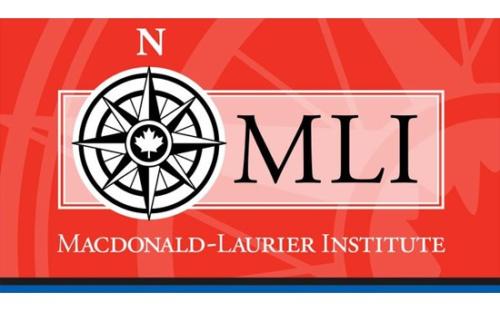 MLI Macdonald Laurier Institute logo