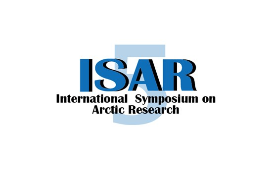 ISAR5  International Symposium on Arctic Research logo