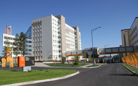Siberian Federal University profile picture