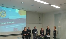 NArFU representatives at ArctiChilden InNet conference